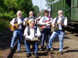 SKIFFLE TRAIN