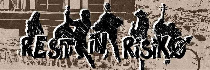 Rest in Risiko Logo