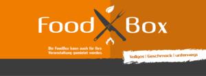 Unterstützer Food Box
